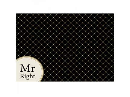 Сервировочная салфетка Mr Right