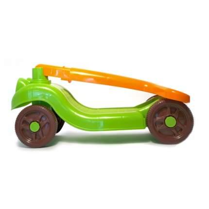 Самокат ТехноК Зеленый 3473