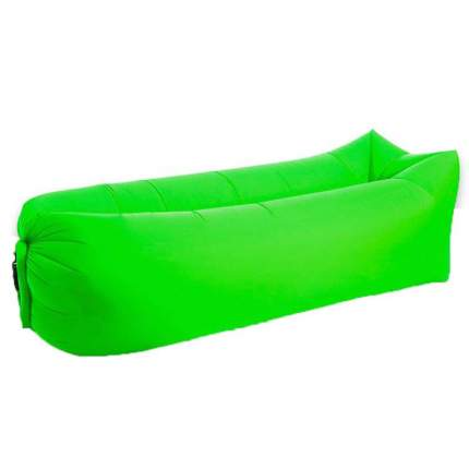 Надувной диван/Биван Baziator P0066A 240 х 70 см салатовый