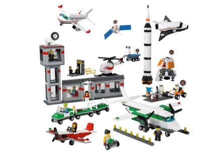Конструктор LEGO 9335 Космос и аэропорт