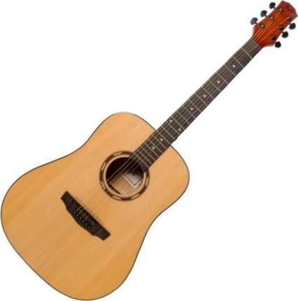 Акустическая гитара FLIGHT D-130 NA