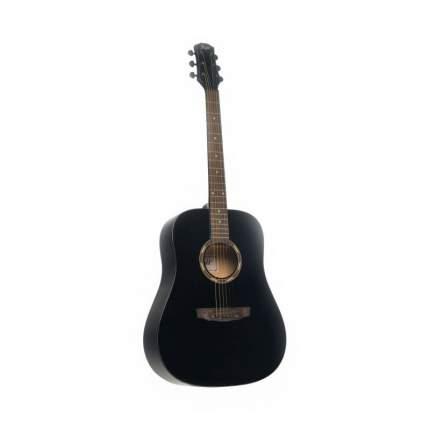 Акустическая гитара FLIGHT D-130 BK