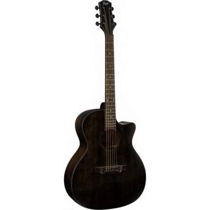 Акустическая гитара FLIGHT GA-150 BK