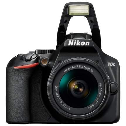 Зеркальные фотоаппараты Nikon D3500 VBA550K002 Black