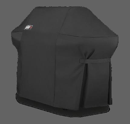 Чехол для гриля Weber Premium Cover for Summit S-400 Series