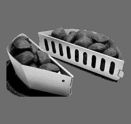 Лотки - разделители угля