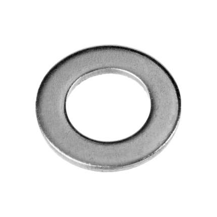 Шайба Зубр DIN 125A, оцинкованная, 4 мм, ТФ6, 120 шт,