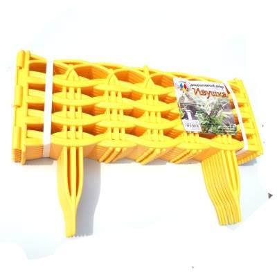 Декоративные ограждения Ивушка Светло-желтый