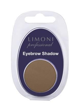 Тени для бровей Limoni Eyebrow Shadow 23009 тон 06