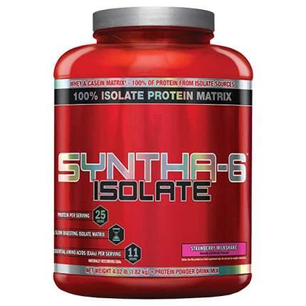 Протеин BSN Syntha-6 Isolate 1820 г Strawberry Shake