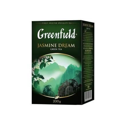 Чай зеленый листовой Greenfield Jasmine Dream 200 г