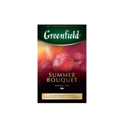 Чай травяной листовой Greenfield Summer Bouquet 100 г