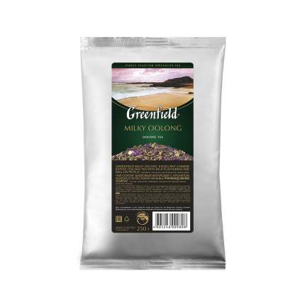 Чай оолонг листовой Greenfield  Milky Oolong 250 г