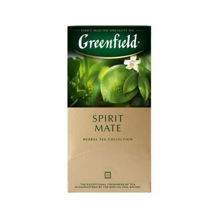 Чай травяной Greenfield Spirit Mate 25 пакетиков