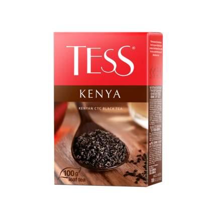 Чай черный листовой Tess Kenya 200 г
