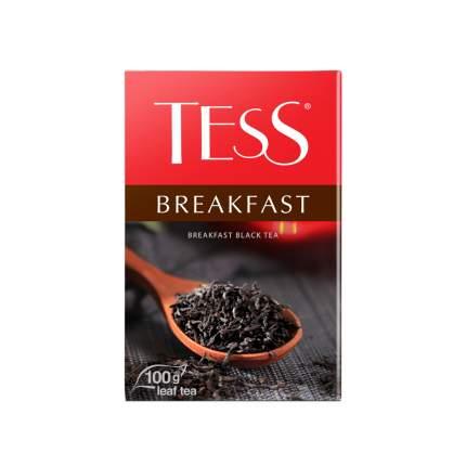 Чай черный листовой Tess Breakfast 100 г