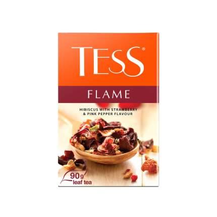 Чайный напиток листовой Tess Flame 90 г