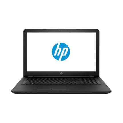 Ноутбук HP 15-ra027ur Black