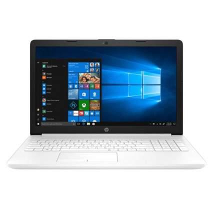Ноутбук HP 15-db0216ur White