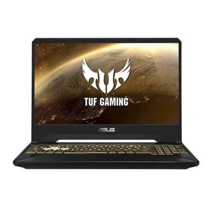 Ноутбук Asus ROG FX505DU No OS Black Gold Steel