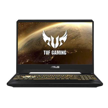 Ноутбук Asus ROG FX505DU Black Gold Steel