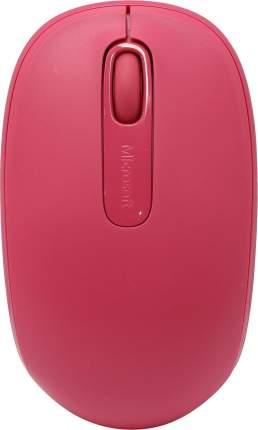 Беспроводная мышь Microsoft 1850 Pink