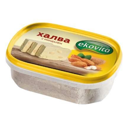 "Халва Ekovita ""С миндалем"", 250 гр"
