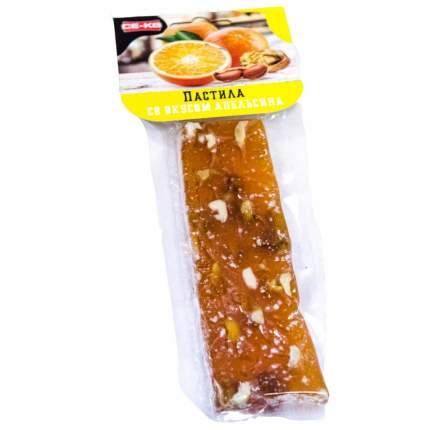 """Пастила Се-ка """"Со вкусом апельсина"""", 85 гр"""