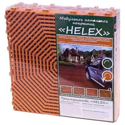 Садовое покрытие Helex HLT цвет терракот