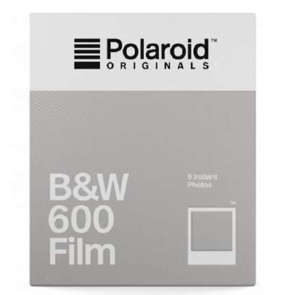 Картридж Polaroid B&W 600 Film для камер OneStep 2 и 600 White