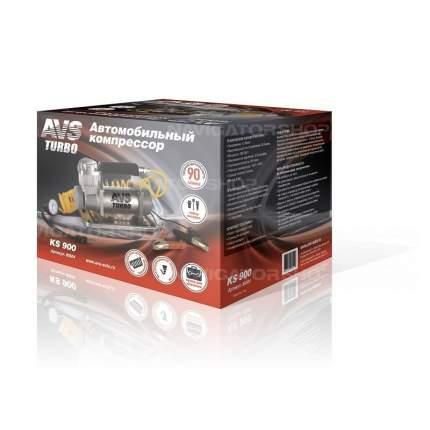 Компрессор автомобильный AVS Turbo KS 900