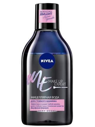 Мицеллярная вода Nivea Make Up Expert для стойкого макияжа 400 мл