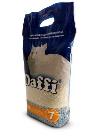 Впитывающий наполнитель для кошек Daffi ULTRA глиняный, мелкая гранула, 6 кг, 7 л