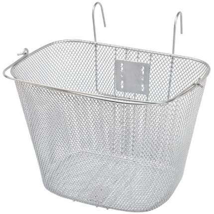 Велокорзина JL-045 (30)/270043 серебро