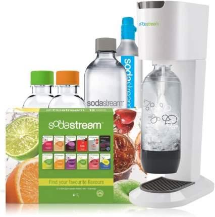 Набор для приготовления газированных напитков Sodastream Genesis Megapack (White)