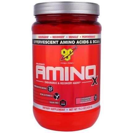 BSN Amino X 435 г клубника/питайя