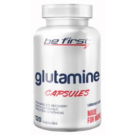 Be First Glutamine 120 капсул без вкуса