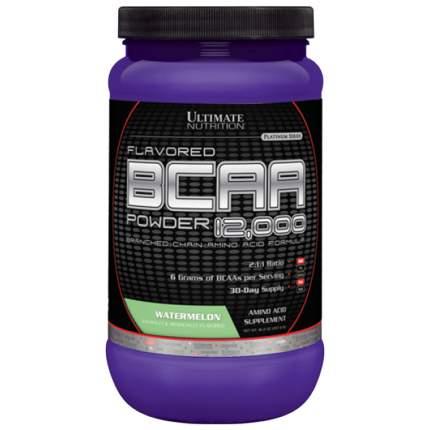 Ultimate Nutrition BCAA 12000 457 г арбуз
