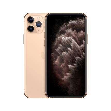 Смартфон Apple iPhone 11 Pro 64GB Gold (MWC52RU/A)