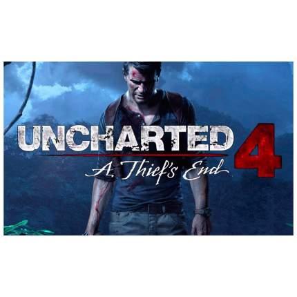 Игра Uncharted 4: Путь вора (хиты PS) для PlayStation 4