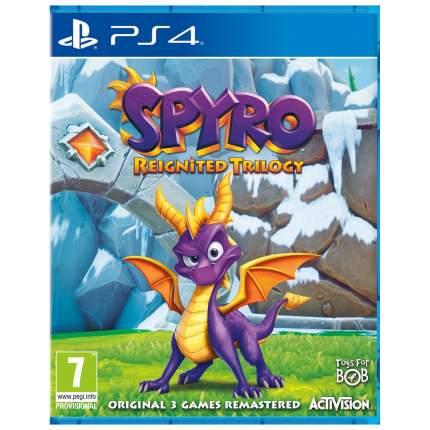 Игра Spyro Reignited Trilogy для PlayStation 4