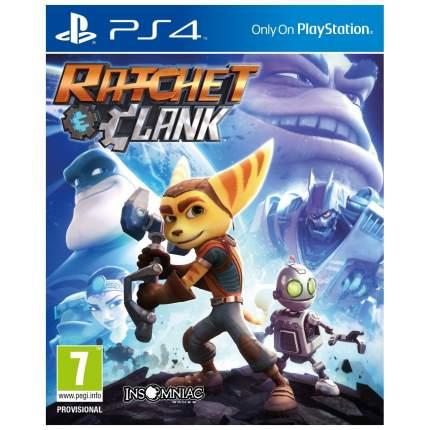 Игра Ratchet & Clank для PlayStation 4