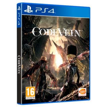 Игра Code Vein для PlayStation 4