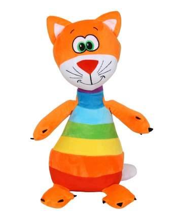 Мягкая игрушка СмолТойс кот радуга 47 см