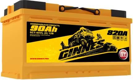 Аккумулятор автомобильный GINNES 6СТ-90.0 GY9001