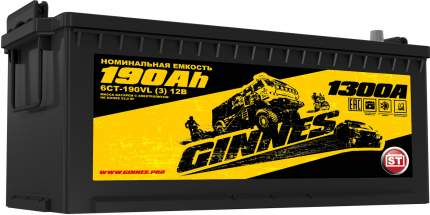 Аккумулятор автомобильный GINNES 6СТ-190.3 GY19031