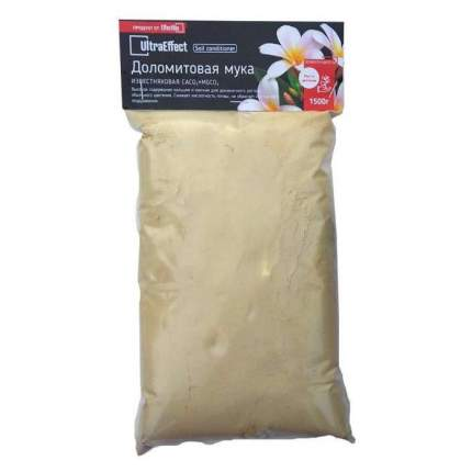 Доломитовая мука CaCO3+MgCO3 UltraEffect EcoLine 1500гр.