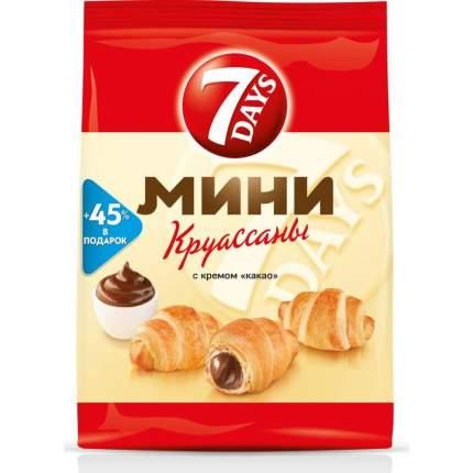 Круассаны мини 7DAYS c кремом какао 105 г 10 упаковок