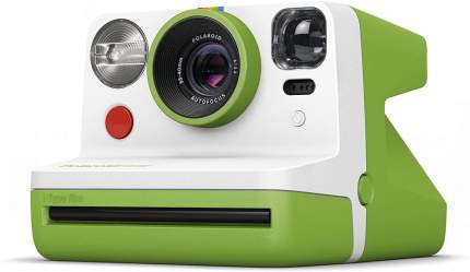 Фотоаппарат моментальной печати Polaroid Now Green