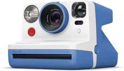 Фотоаппарат моментальной печати Polaroid Now Blue